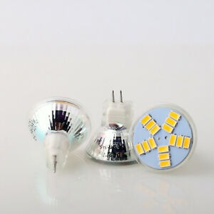 LED Spotlight Bulbs MR11 5730 SMD 12V 10W 15W 20W Halogen Replacement Lamps CA