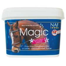 NAF 5*  MAGIC POWDER 1.5KG CLAMING