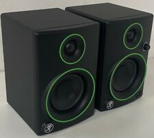 Pair of Mackie CR3 Active / Powered Studio Reference Monitors / Speakers