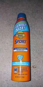 Banana Boat Ultra Mist Sport Performance Sunscreen Spray, SPF 50+, Family Size