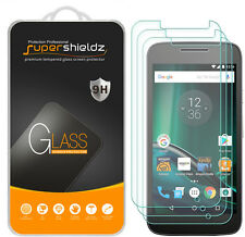 3X Supershieldz Motorola Moto G4 Play Tempered Glass Screen Protector Saver