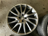 "Alfa Romeo MiTo QV Cloverleaf 18"" 7.5J Refurbished Alloy Wheel"
