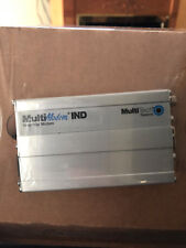 Modem MultiTech Fax Data MT5634IND-NAM Industrial 56K V92 Outdoor Rugged NEW