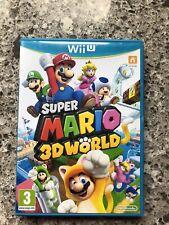 SUPER MARIO 3D WORLD NINTENDO WII U