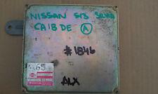 JDM NISSAN S13 SILVIA CA18DE AT ECU 23710 35F11 #1866/46 ALD