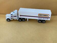 "Matchbox Convoy CY-9 Kenworth Box Truck Code 3 ""Matchbox Convoy Collector"""