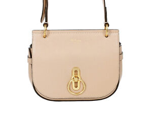 Mulberry Small Amberley Satchel in Rose Water Cross Body  Immaculate Condition