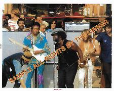 Jimi Hendrix Newport Pop Festival June 1969 W. Repro Ticket Has Perforation