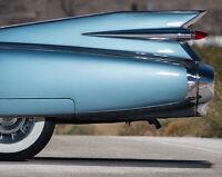 Eldorado 1959 Cadillac Built Car 1 Harley Earl Classic Concept 12 Model 25 8 24