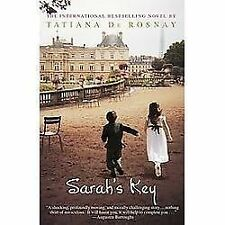 Sarah's Key by Tatiana de Rosnay (2008, Paperback)
