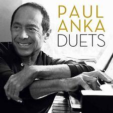 ANKA PAUL - DUETS -  CD NUOVO SIGILLATO