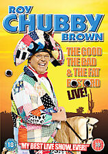 Roy Chubby Brown - The Good, The Bad And The Fat Bastard (Brand New & Sealed)