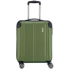 73047 Travelite City Trolley 4 Ro .55 Cm grün