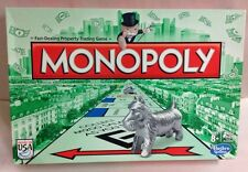 Monopoly 2013 Property Trading Board Game Cat Thimble Token USA HASBRO TOY