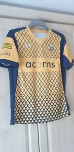 Worcester Warriors Rugby Shirt 2016 2017 - Retro/Classic/Rare - Mens Small