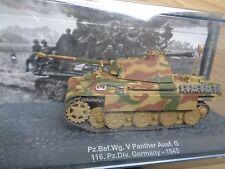 Pz.Bef.Wg. V Panther Ausf. G/ Panzer/Deutschland/1945/unbespielt /1:72