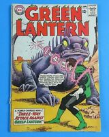 GREEN LANTERN #34 1965 DC SILVER AGE COMIC BOOK ~ VG+