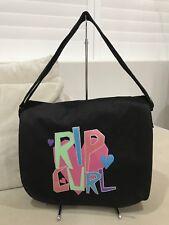 RIPCURL Girls Book Computer Bag Satchel Messenger Small Super Cute EUC [A]