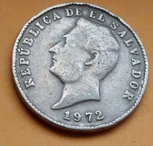 10 Centavo 1972 El Salvador