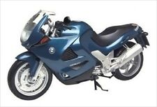 BMW K1200RS BLUE 1/6 DIECAST MOTORCYCLE MODEL BY MOTORMAX 76251