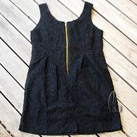 AU SELLER Womens Girls Lace Cocktail party Mini Dress/Long Top SZ S/6-8 dr053