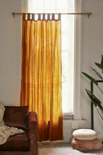 Soft & rich velvet window curtain boho room decor hippie curtain home interior