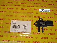 Volkswagen Manifold Differential Pressure Sensor - BOSCH 0281002710 - NEW OEM VW