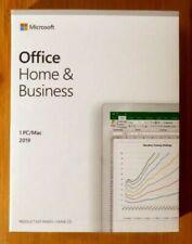 Microsoft Office 2019 Home & Business (ESD) Vollversion für MAC/PC