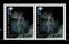 NEW ZEALAND - NUOVA ZELANDA - 1994 - 25° anniv. del primo sbarco sulla Luna MNH