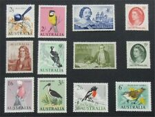 nystamps British Australia Stamp # 365-376 MOGH O22x1748