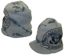 RAMONES Beanie Hat Zuccotto Logo OFFICIAL MERCHANDISE