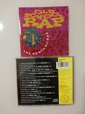 COMPILATION - OLD SCHOOL RAP  THE ROOTS OF RAP (CDSEWD 048) CD