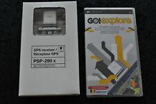 Go Explore + GPS Receiver PSP-290X Sony PSP Benelux
