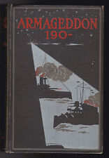 Seestern - Armageddon 190-, 1st/1st 1907 - Prediction of War with Germany