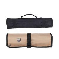 Oxford Cloth Chef Knife Bag Roll Carry Case Kitchen Storage Bag 10/21 Pockets 🔥