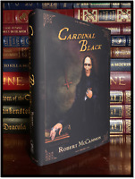Cardinal Black ✍SIGNED✍ by ROBERT McCAMMON Brand New Cemetery Dance Hardback