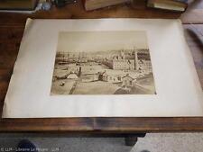 1870.Photographie port de Brest (Bretagne Finistère).Emile Mage