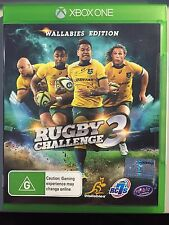 Rugby Challenge 3 Wallabies Edition Microsoft Xbox One Game