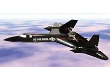 Sport Scale SR-71 Blackbird Plans, Templates and Instructions 38ws