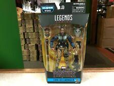 """2019 Marvel Legends M'BAKU BAF Black Panther ERIK KILLMONGER 6"""" Figure MOC"""