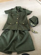 Army Dress Up Dance Outfit Age 11
