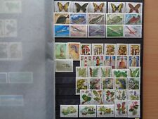 Russia USSR 1980-1988 collection of  94 stamps 21 Series mnh