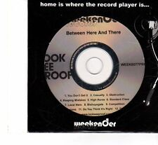 (FT128) Look See Proof, Between Here And There - DJ CD
