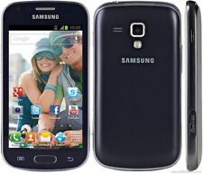 UNLOCKED BLUE SAMSUNG GALAXY ACE 2 GT-S7560 CELL PHONE FIDO ROGERS KOODO CHATR++