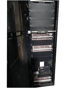 APC Symmetra PX 32kVA SYCF160KH 3Ph 400V UPS 2X SYPM10K16H 16X Batt SYCFXR9