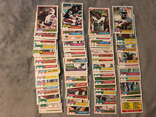 (200) 1981 Topps Football Card Lot  -- GREAT STARTER SET -- COMMON CARDS