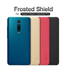nillkin Super Frosted Shield Slim Back Case Cover For Xiaomi Mi 9T Redmi K20 Pro