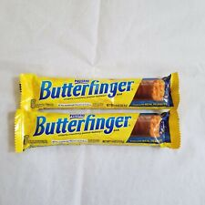 NEW 2 Nestle Butterfinger Chocolate Candy Bar ORIGINAL Formula 1.9oz each