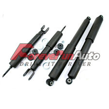 New Full Set of Shocks (4pcs) for 99-06 Chevy Silverado 1500 GMC Sierra 1500 4WD