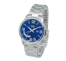 -Casio MTPE124D-2A Men's Metal Fashion Watch Brand New & 100% Authentic